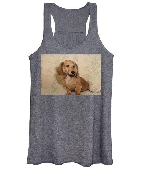 Pretty Pup Women's Tank Top