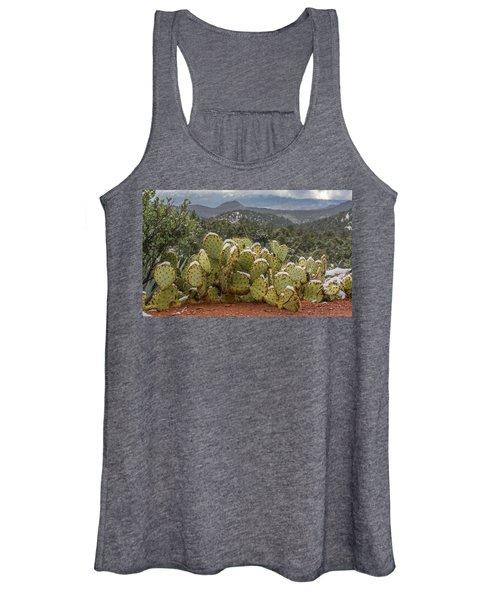 Cactus Country Women's Tank Top