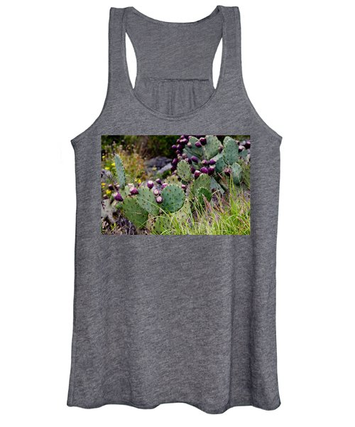 Prickly Pear Women's Tank Top