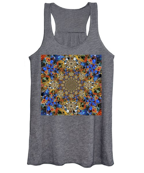 Prismatic Glasswork Women's Tank Top