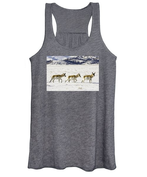 Pronghorns Women's Tank Top