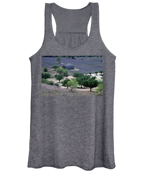 Provence Women's Tank Top