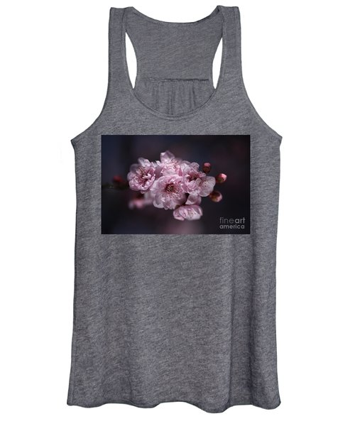 Prunus A Pink Spring Women's Tank Top