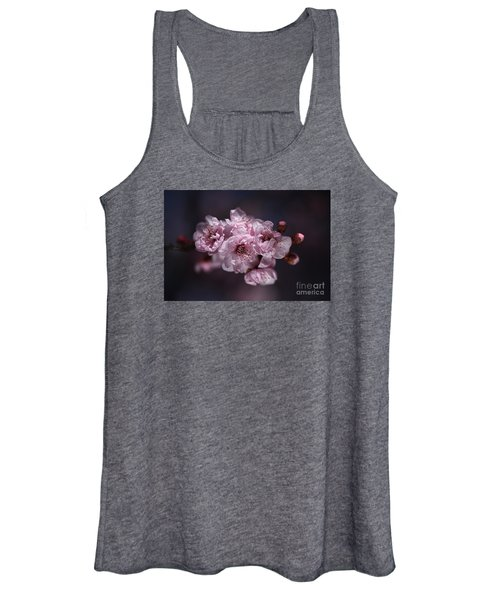 Prunus A Pink Spring Women's Tank Top