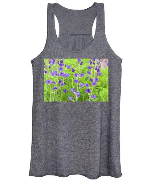 Purple Beauties Women's Tank Top