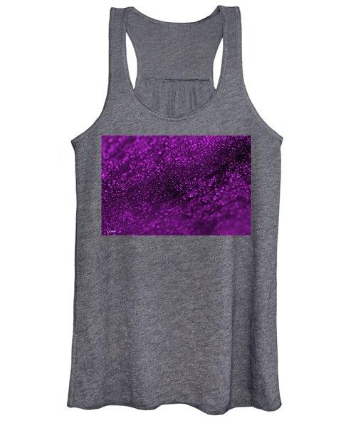 Purple Rain Women's Tank Top