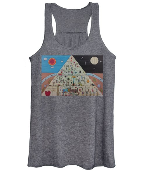 Pyramid Women's Tank Top