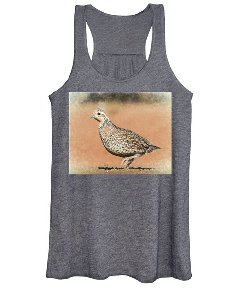 Quail Women's Tank Top