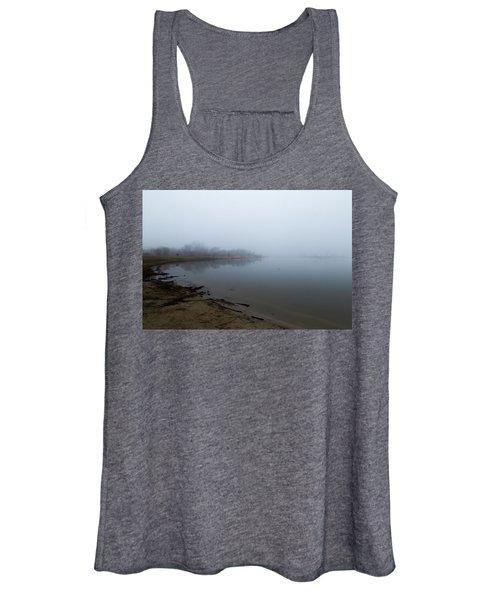 Quarry Lake - The Fog Series Women's Tank Top