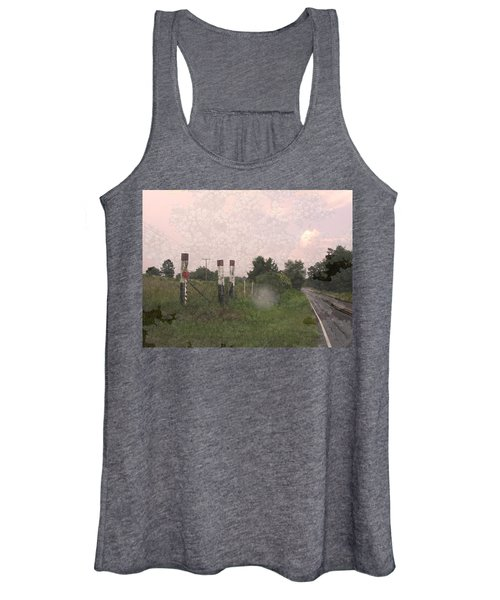 Queen Anne Road Women's Tank Top