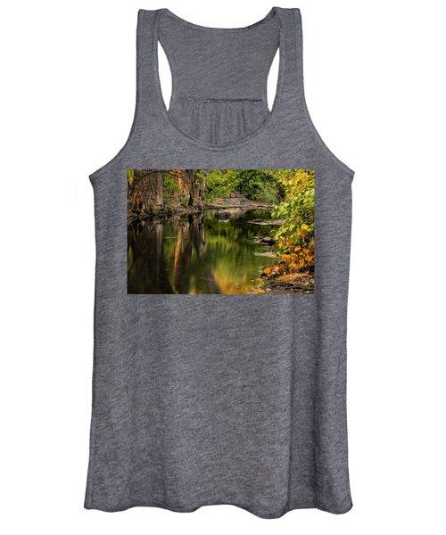 Quiet River Women's Tank Top