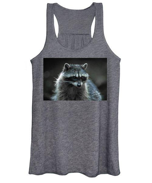 Raccoon 2 Women's Tank Top