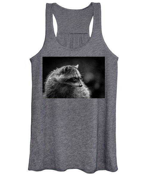 Raccoon 3 Women's Tank Top