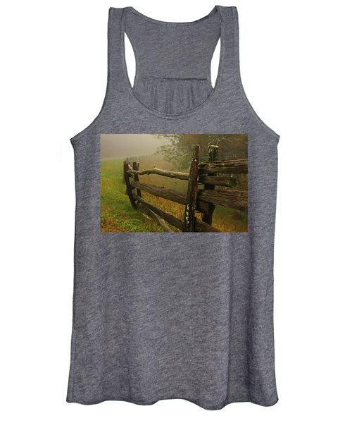 Rails Of Time Women's Tank Top