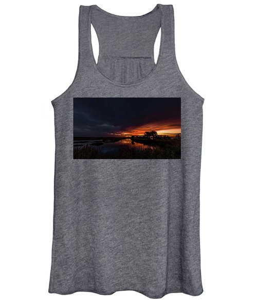Rain Or Shine -  Women's Tank Top