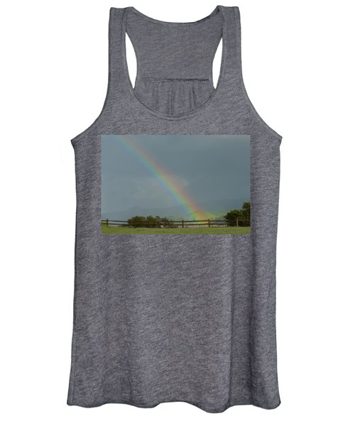 Rainbow On Valhalla Dr. Women's Tank Top