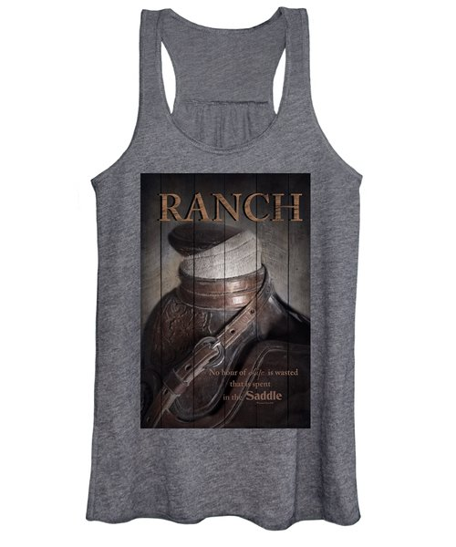 Ranch Women's Tank Top
