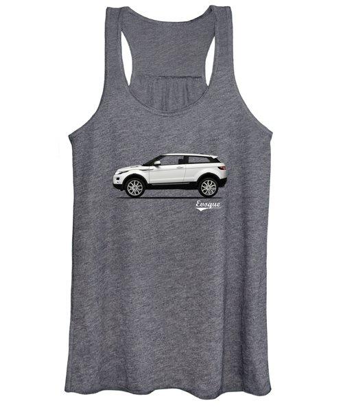 Range Rover Evoque Women's Tank Top