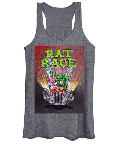 Rat Race Women's Tank Top
