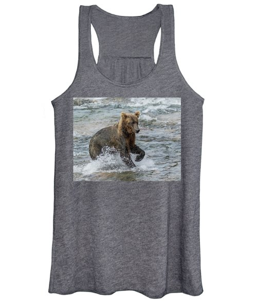 Ready For Action  Women's Tank Top
