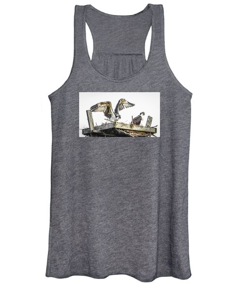 Ready To Fly Women's Tank Top