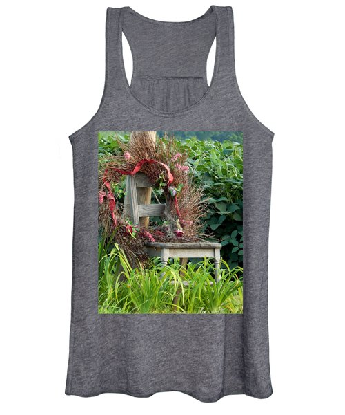 Recycled Welcome Women's Tank Top