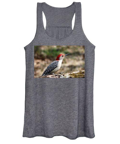 Red-bellied Woodpecker Women's Tank Top