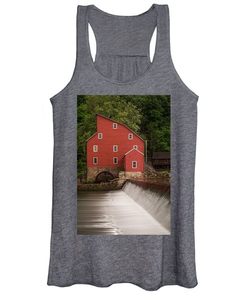 Red Mill Clinton New Jersey Women's Tank Top