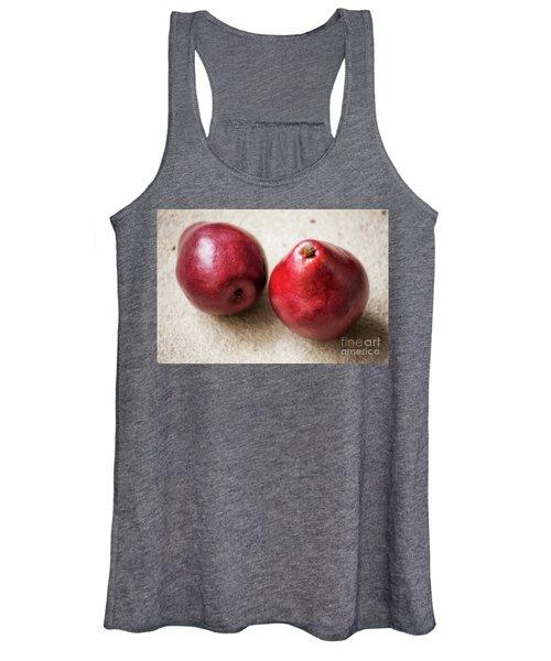 Red Pears Women's Tank Top
