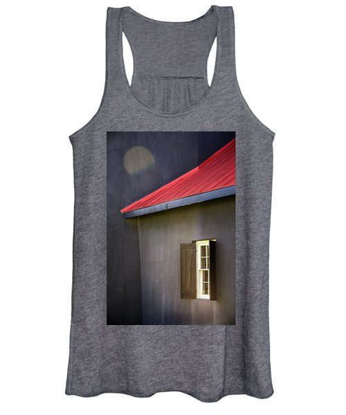 Red Roof Women's Tank Top