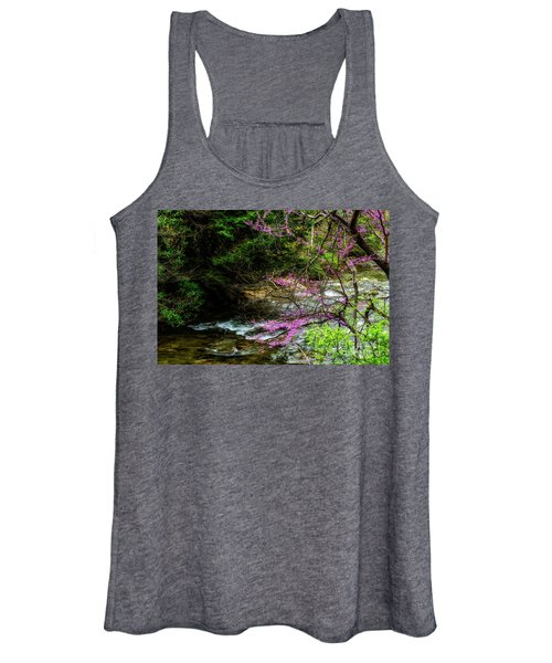 Redbud And River Women's Tank Top
