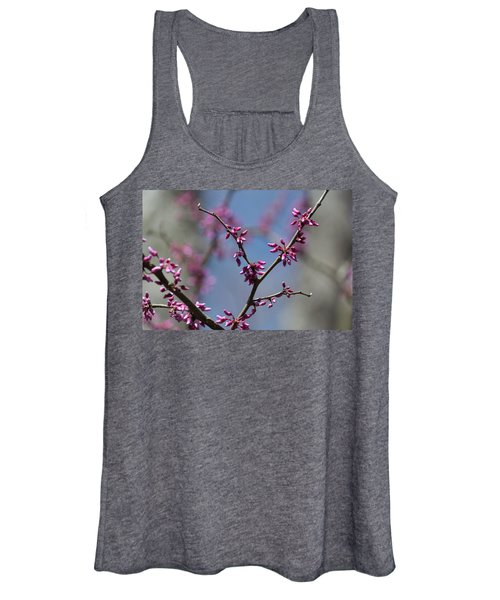 Redbud Women's Tank Top
