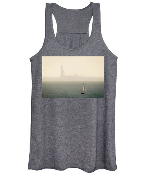 Refined Mists Women's Tank Top