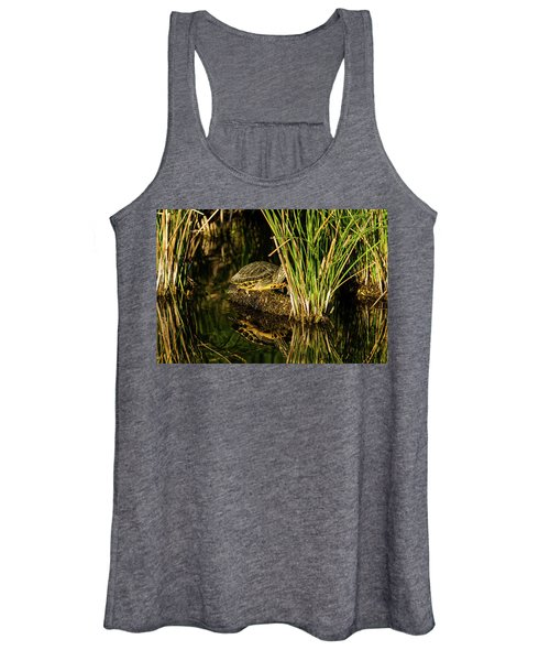 Reflect This Women's Tank Top
