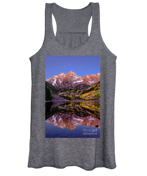Reflecting Dawn Women's Tank Top