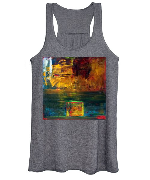 Reflections Of New York Women's Tank Top