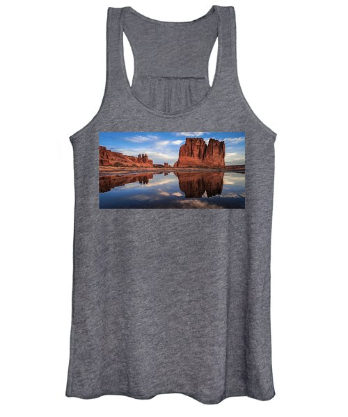 Reflections Of Organ Women's Tank Top