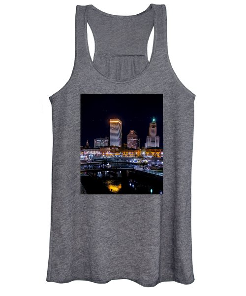 Reflections Of Providence Women's Tank Top