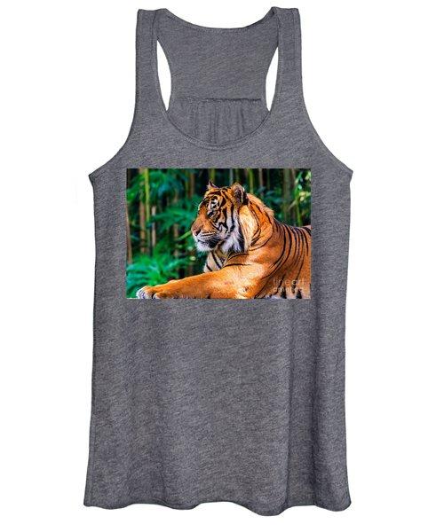 Regal Tiger Women's Tank Top