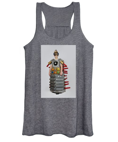 Reilly In Frank The Amazing Bugatron 2000 Women's Tank Top