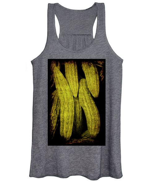 Renaissance Chinese Cucumber Women's Tank Top