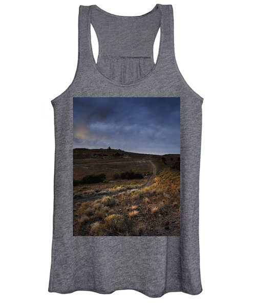 Reno Sunset Women's Tank Top