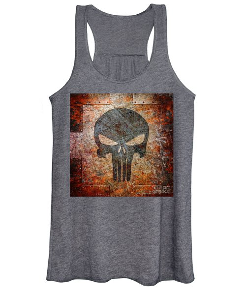 Revenge Will Be Mine Women's Tank Top