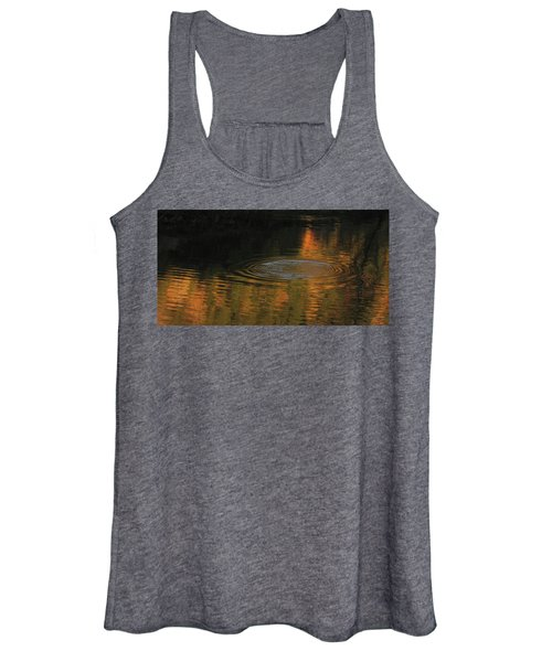Rings And Reflections Women's Tank Top