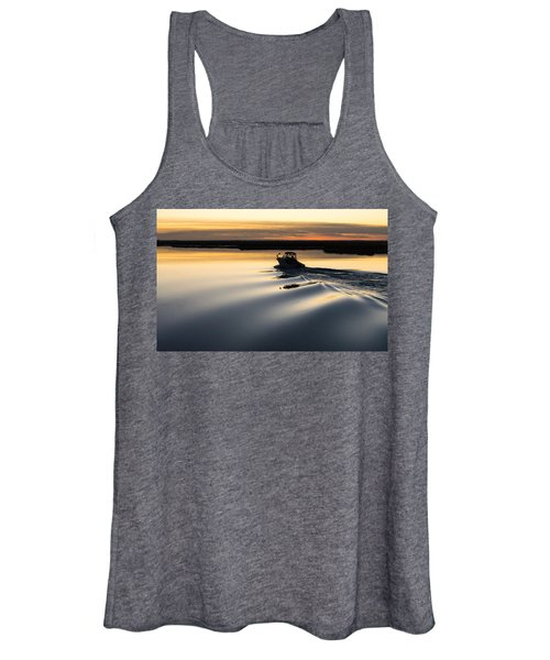 Ripples Women's Tank Top
