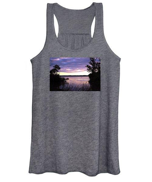 River Sunrise Women's Tank Top