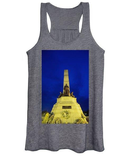 Rizal Monument Women's Tank Top