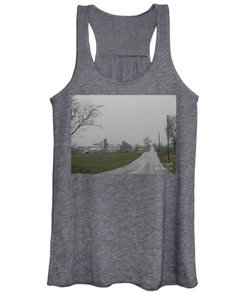 Road To Paradise Women's Tank Top