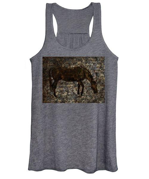 Roan Stallion Women's Tank Top