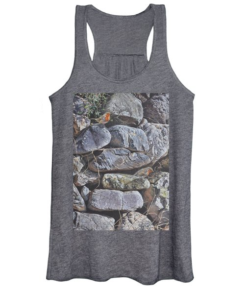 Robins Women's Tank Top